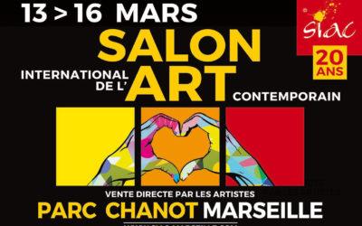 Exposition  13 au 16 Mars 2020 – SIAC MARSEILLE
